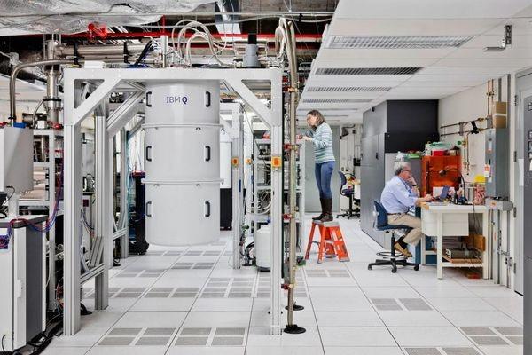 К исследованиям квантовых вычислений под эгидой IBM подключились еще четыре организации из списка Fortune
