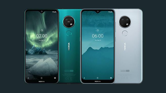Распродажа: В России снизились цены смартфонов Nokia 7.2 и Nokia 6.2 с NFC и стеклянными корпусами