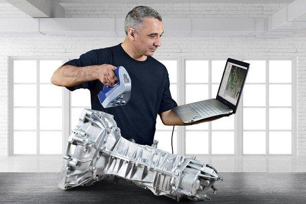 IDC: в ближайшие годы спрос на 3D-сканеры значительно вырастет