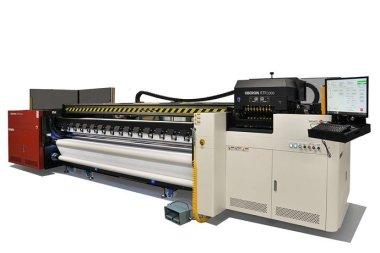 Agfa дополнила линейку рулонных сверхширокоформатных принтеров Oberon