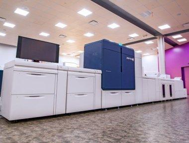 ЦПМ Xerox Iridesse Production Press установлена в челябинском филиале типографии «Малахит»