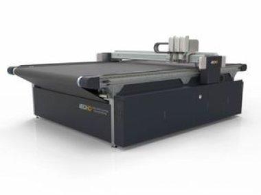iEcho выпустила промышленный режущий плоттер