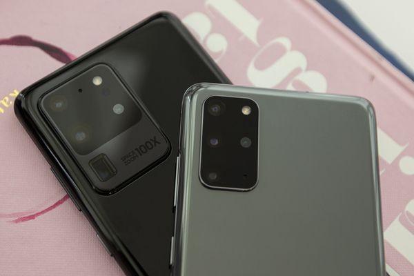 Представлены новые флагманские смартфоны Samsung