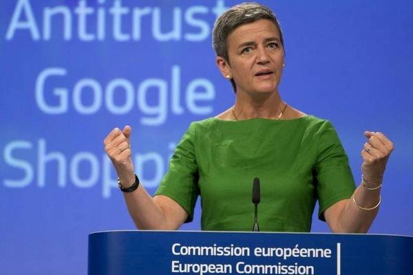 Google возражает против штрафа в 2,4 миллиарда евро