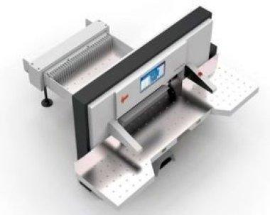 Сразу две бумагорезальные машины HPM будут установлены в России