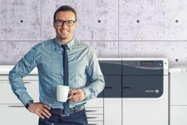 ЦПМ Xerox Versant 3100 Press установлена в типографии «Растр»