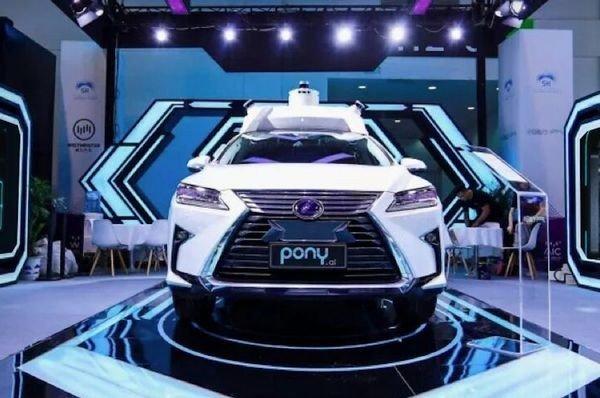 Toyota вложила в стартап по разработке автомобилей-беспилотников 400 миллионов долларов