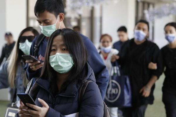 Китайский стартап разработал технологию распознавания лиц под масками