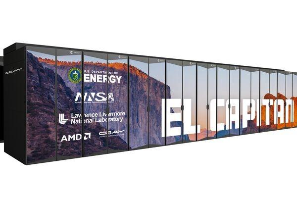 Анонсировано создание суперкомпьютера мощностью в два экзафлопса
