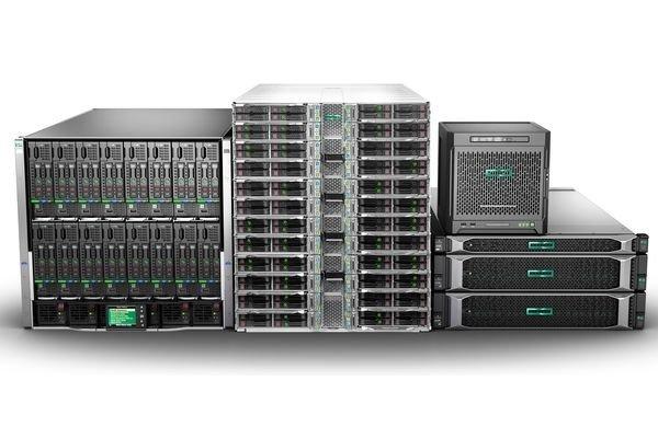 IDC: мировой рынок серверов вырос на 7,5%