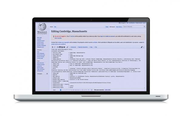Бота научили обновлять устаревшую информацию в Википедии