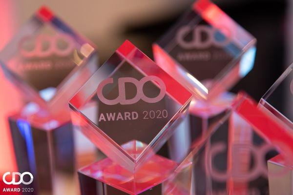 В Москве прошла торжественная церемония CDO Award 2020