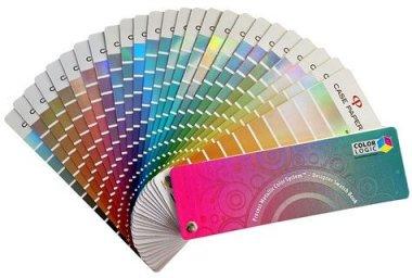 Color-Logic предлагает бесплатно файлы для печати открыток с металлизированными эффектами