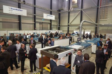 Выставка Hunkeler Innovationdays перенесена на 2022 год