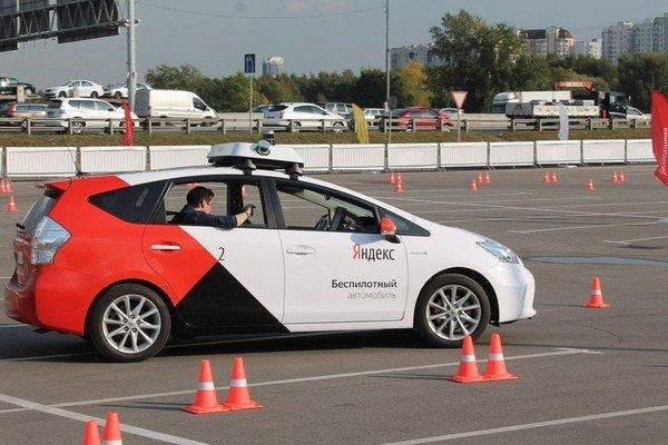 На российских дорогах планируют начать тестирование беспилотных автомобилей