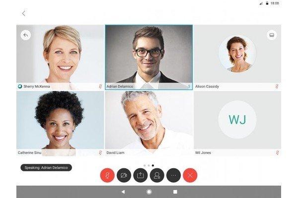 В марте в видеоконференциях Cisco Webex участвовало 324 миллиона пользователей