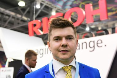 Андрей Веселов возглавил отдел продаж Ricoh Rus в Центральном регионе, Андрей Буркин – Департамент офисных сервисов Ricoh Rus