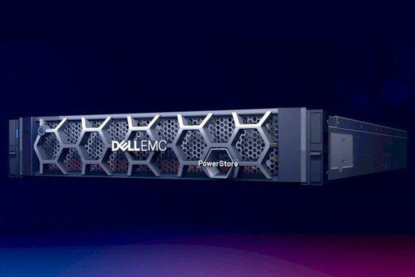 Dell EMC выпустила новую систему хранения данных среднего уровня