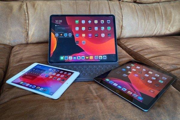 Слух: Apple готовит недорогие планшеты с большими экранами
