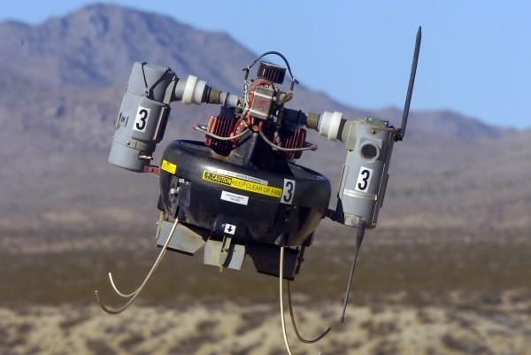 Honeywell создает подразделение беспилотных аппаратов