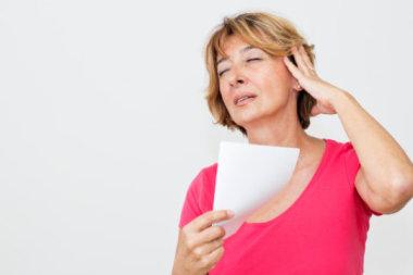 Дневной анксиолитик Грандаксин® при посткастрационном и менопаузальном синдромах