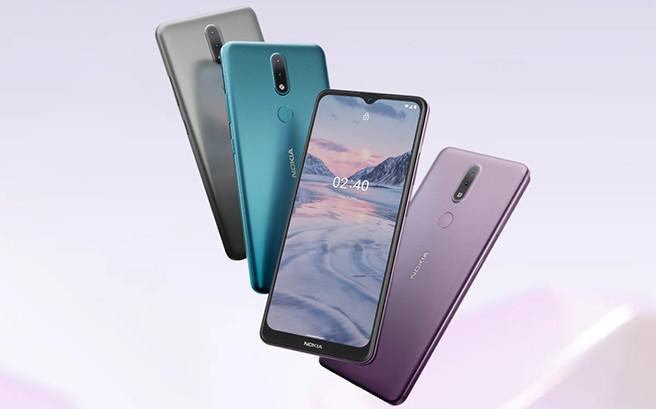 На Wildberries продают свежий бюджетный смартфон Nokia 2.4 со скидкой почти в 3 тысячи рублей