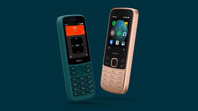 В России начинаются продажи кнопочных телефонов Nokia 215 4G и 225 4G с поддержкой LTE