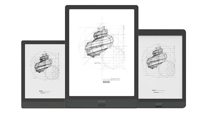 Три новые электронные книги Onyx Boox для России получили быстрый Wi-Fi, Android 10 и процессор Qualcomm