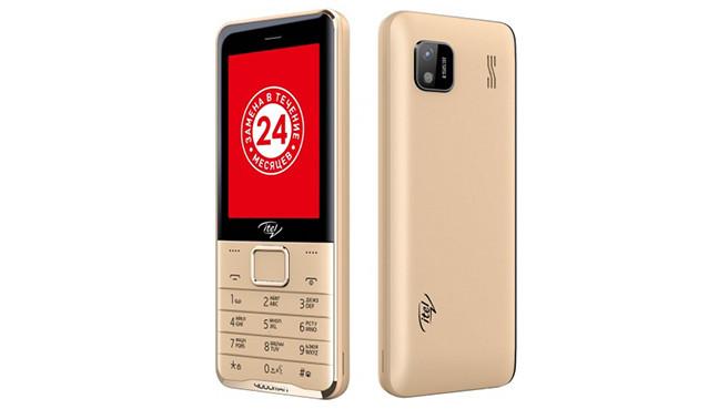 Начались продажи кнопочного телефона за 3 тысячи рублей с аккумулятором емкостью 4000 мАч