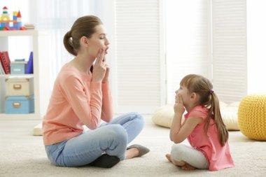 Телелогопед распознает дефекты речи малыша