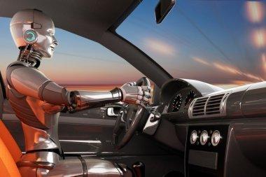 Научим робота водить машину… всего за несколько уроков