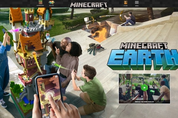 Minecraft Earth перестанет работать в июне