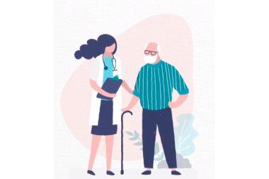 Инфографика: Как сохранять качество жизни при болезни Альцгеймера?