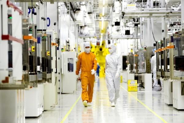 Samsung рассматривает возможность строительства завода в Техасе