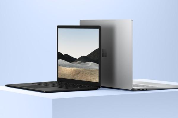 Microsoft выпускает ноутбук Surface Laptop 4