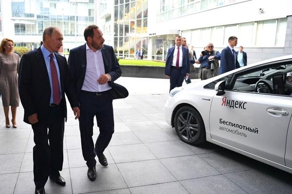 Morgan Stanley: Бизнес по разработке беспилотников Яндекса стоит 7 миллиардов долларов