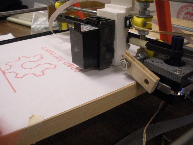 3d принтер из струйного