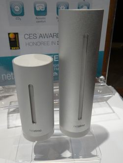 Netatmo weather stations