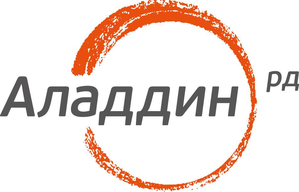 Логотип «Аладдин Р.Д.»