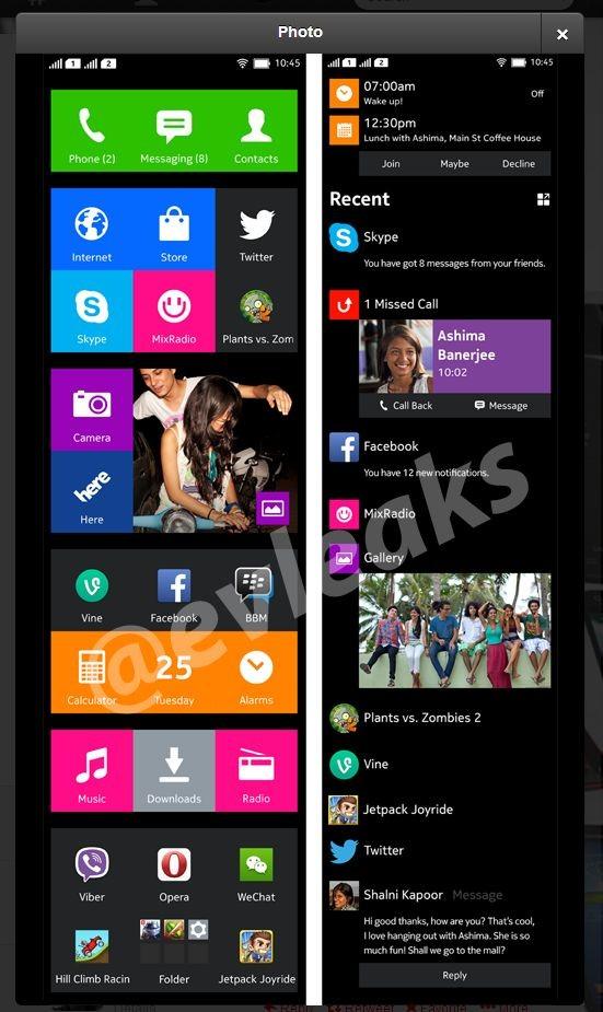 """Nokia делает телефон на базе Android, похожий на Windows Phone Все новости мира компьютеров и связи OSP News Издательство """"Откры"""