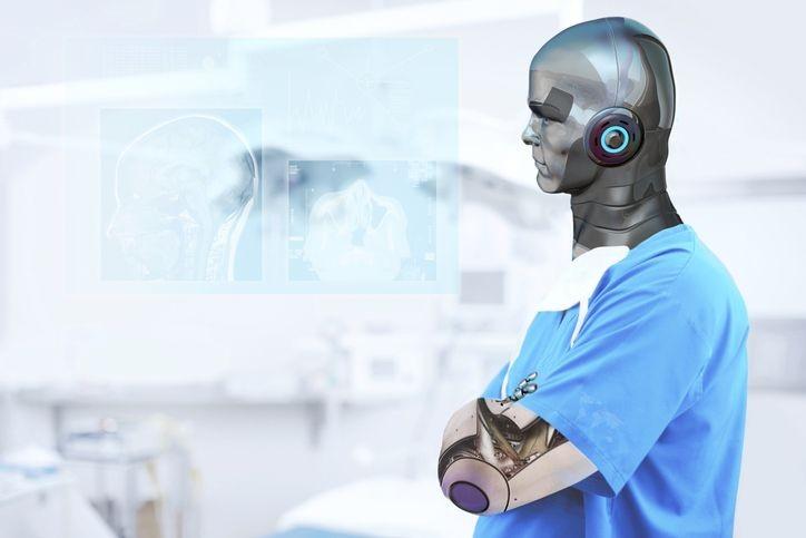 В КНР робот ставит 100 диагнозов за5 секунд