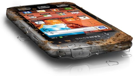 Прочный смартфон Galaxy Xcover