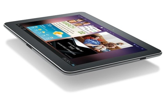 Samsung Galaxy Tab 10.1 появился в продаже в России