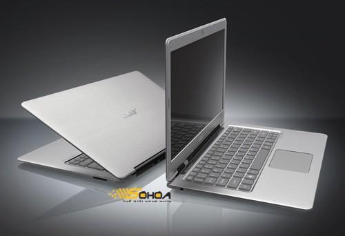 Acer готовит к выходу ультрабук Aspire 3951