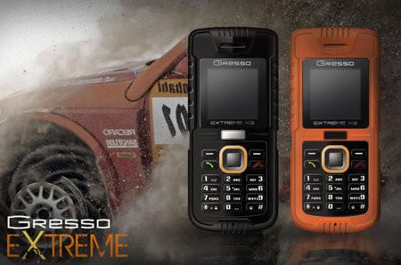 Gresso выпустила защищенный телефон