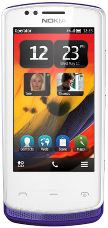 Nokia представила смартфоны 600, 700 и 701 на Symbian Belle