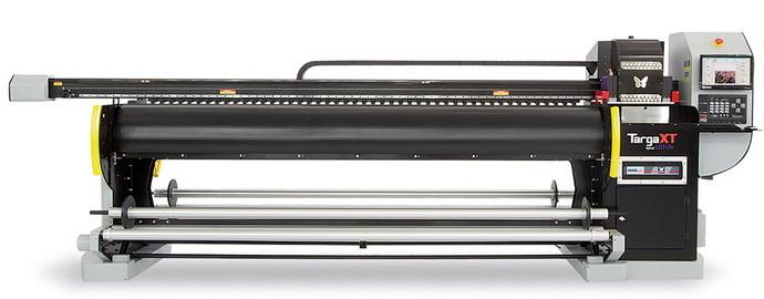 модель TargaXT LED UV 3220 от крупнейшего в Латинской Америке производителя широкоформатных принтеров Ampla Digital
