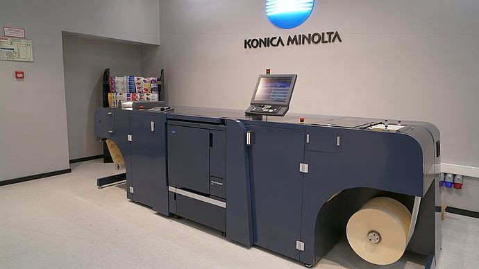 Konica Minolta AccurioLabel 190