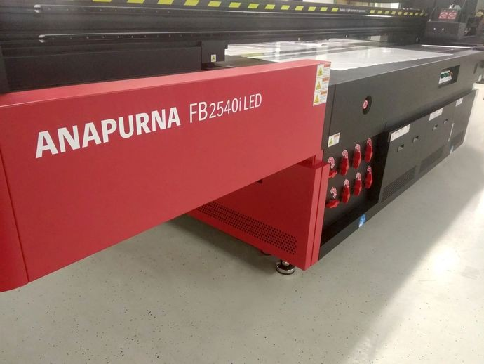 Agfa Anapurna FB2540i LED
