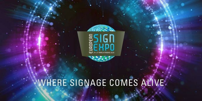 European Sign Expo 2020